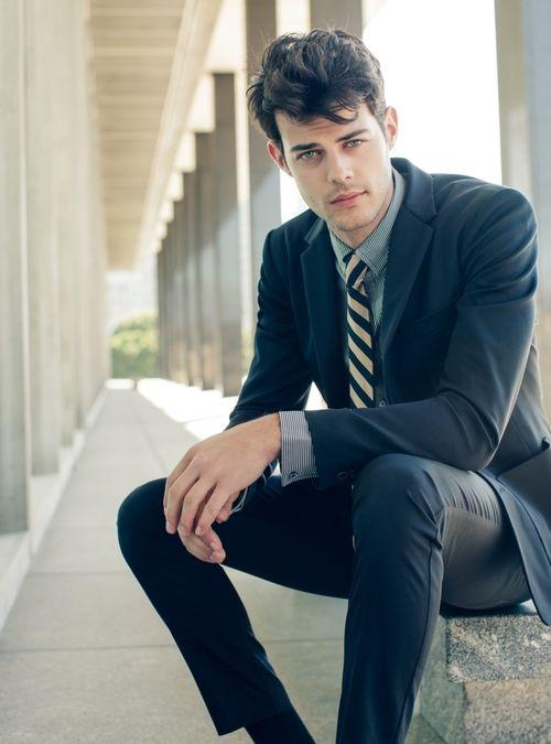 Simple look - suit