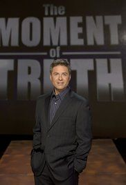 Moment Of Truth Controversial Episode. Game show contestants are given a polygraph test and asked hard-hitting questions in front of a live audience in order to win a cash prize.