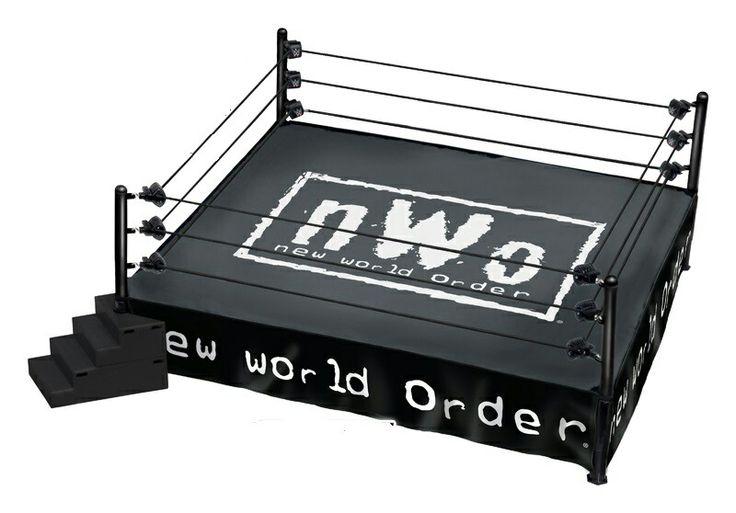 nWo Wrestling Ring #NewWorldOrder