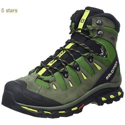 Salomon Mens Quest Hiking Boots