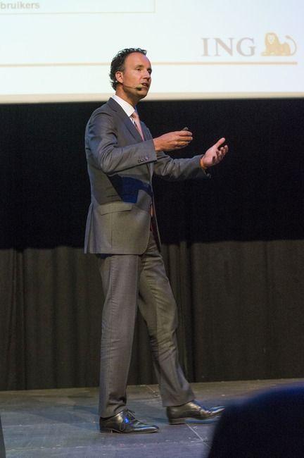 NVM Congres Utrecht 16 oktober 2014, directeur ING Marketing Particulier: Vincent van den Boogert