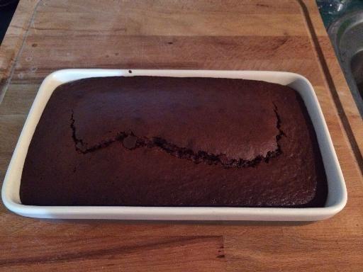 Gâteau yaourt au chocolat à cuire