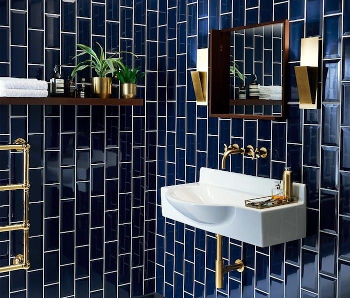 Amazing Interior Design Ideas For Home: 50 Beautiful Bathroom Tile Ideas