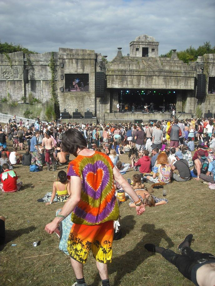 2015: The Lions' Den, Boomtown festival, England, UK