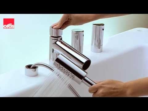 Oras Group - Il Bagno Alessi Dot 8650 bath faucet