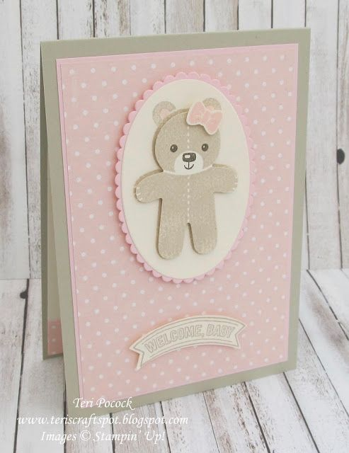 Cookie Cutter Christmas - Welcome Baby Cards                                                                                                                                                                                 Plus