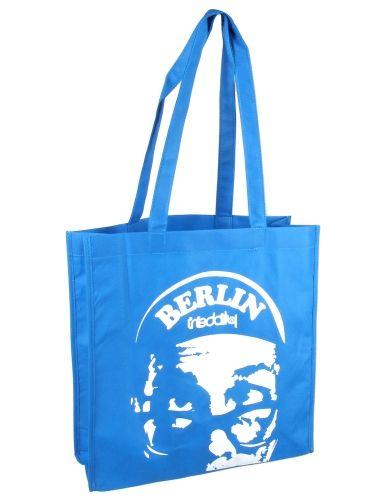 Monk Head Shopper [cyan blue] // IRIEDAILY Accessories // FALL/WINTER 2014: http://www.iriedaily.de/accessories/ #iriedaily