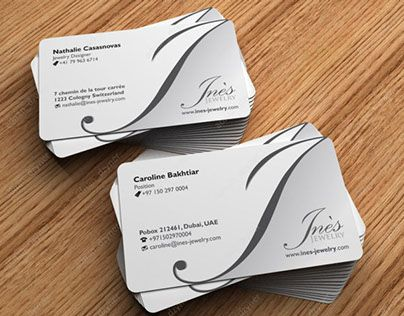 44 best business card design images on pinterest business cards check out new work on my behance portfolio jnes jewelry business card design colourmoves