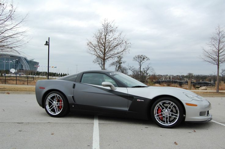2006 Corvette Z06 / Corvette Tumblr  (What to you think to this paint scheme ?)