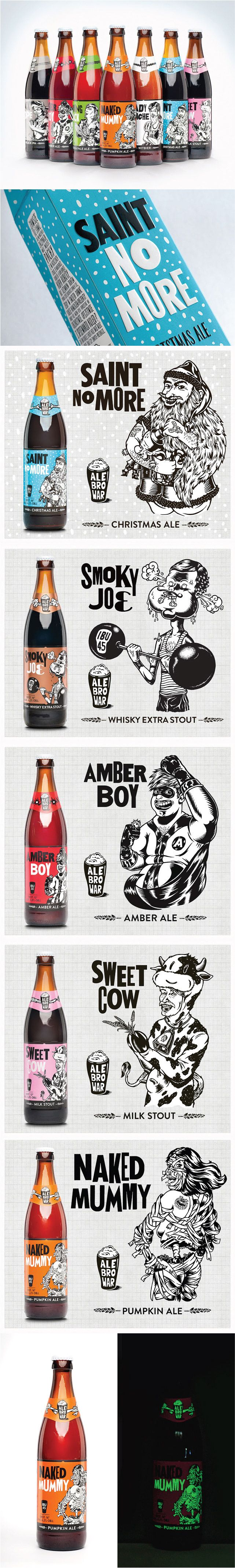 Funny for our beer loving #packaging peeps PD
