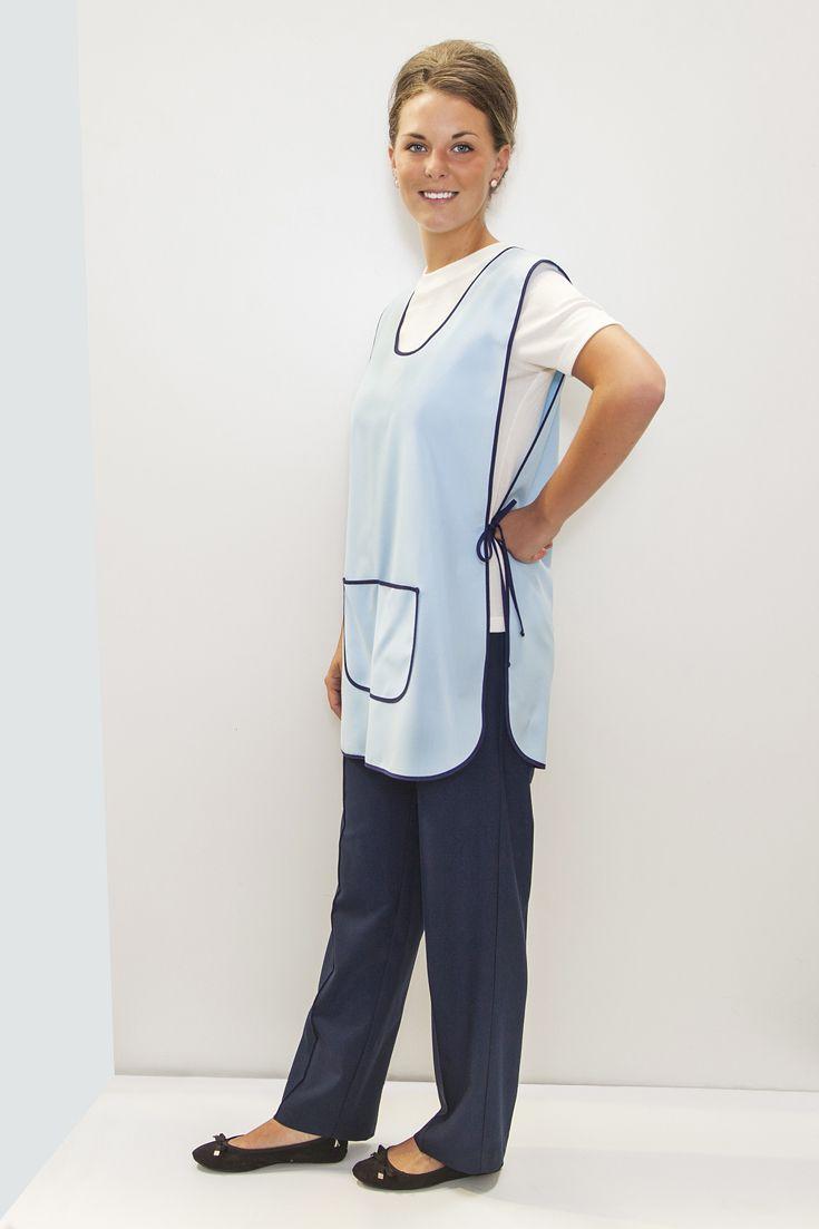 Womens Apron - medical, dental uniform made in WA