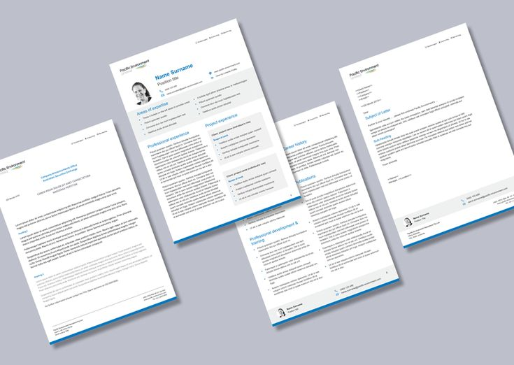 how to make a letterhead on indesign