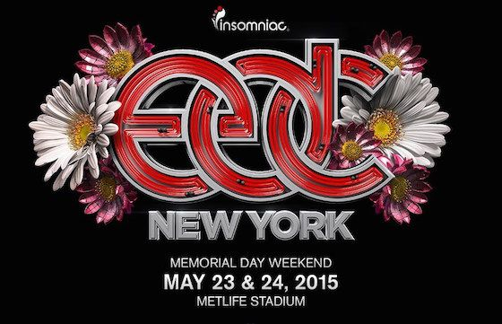 Electric Daisy Carnival New York 2015 Dates Announced - http://blog.lessthan3.com/2014/12/electric-daisy-carnival-new-york-2015/ electric daisy carnival, Electric Daisy Carnival New York, insomniac events Event, News