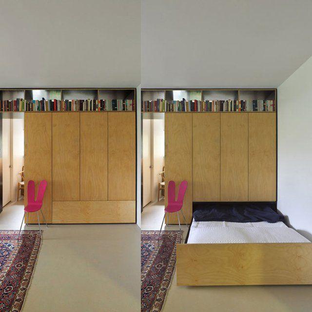 hidden bed furniture. 16 Folies Que Je Voudrais Installer Chez Mes Clients Hidden BedHidden Bed Furniture