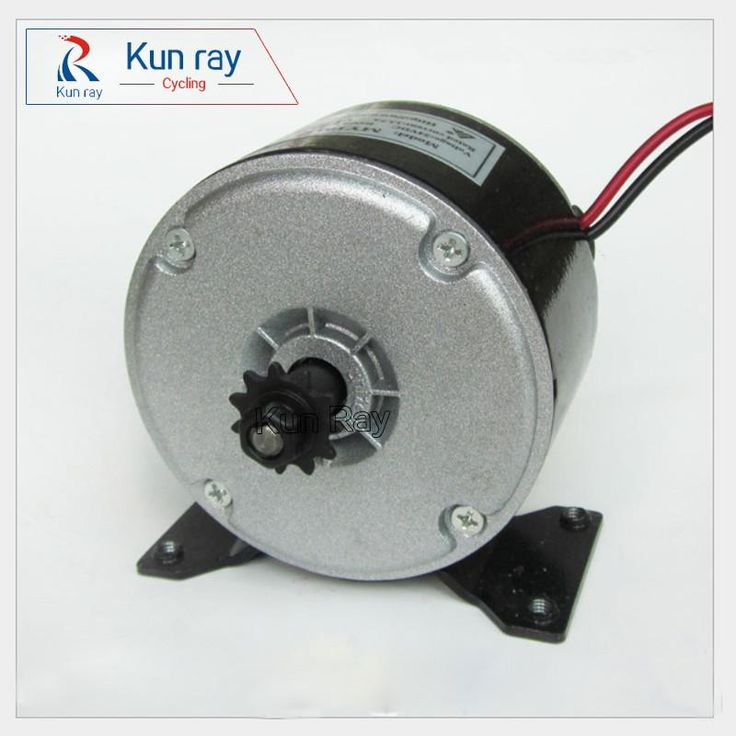 [Visit to Buy] 350W 24V 36V MY1016 High-Speed Brushed Motor for Bicycle Electric Scooter Engine electric bike kit  #Advertisement