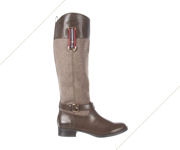 Tommy Hilfiger Women's Cup riding boot