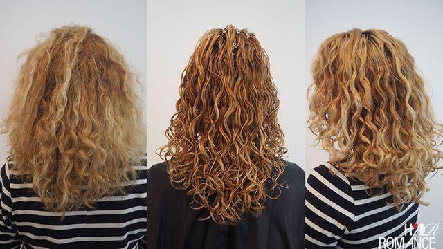 How To Style Curly Hair For Frizz Free Curls Video Tutorial Hair Romance Lockige Haare Lange Lockige Haare Trockenes Lockiges Haar