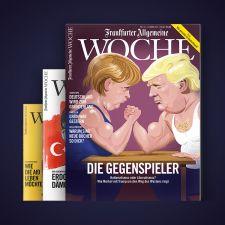 Frankfurter Allgemeine Woche gedruckt (Fr) - 3 Ausgaben gratis!