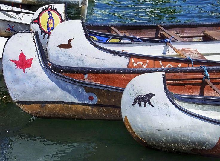 Canadian Canoes (Toronto, Canada. Gustavo Thomas