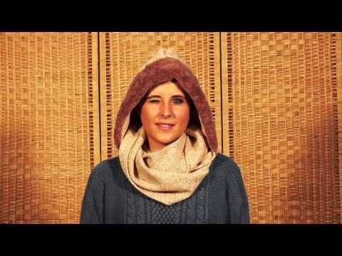 #video #fashion #hooded #scarf #barcelona @林 高鸿.toi www.cachetoi-bcn.com