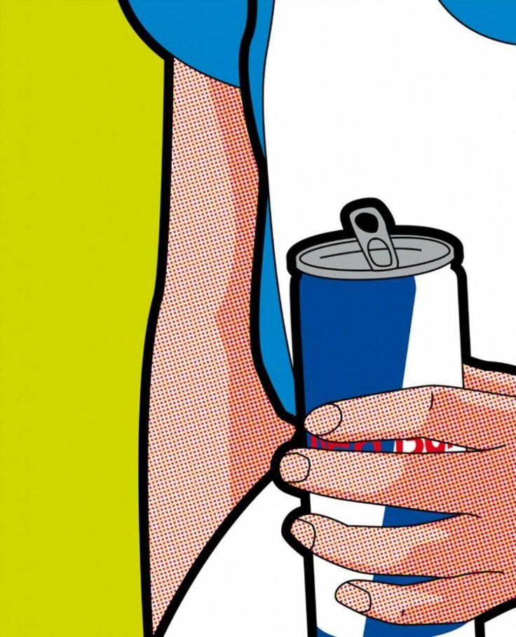 22 ilustraciones molonas de marcas populares con iconos de la cultura pop6