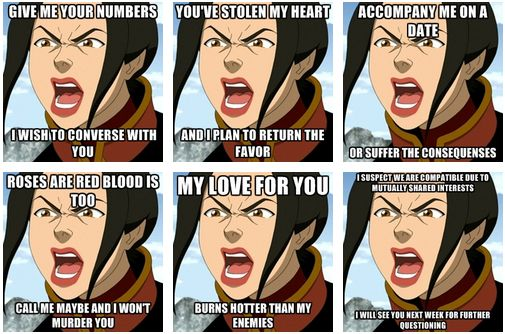 Happy Valentines Day Here Are Some of Our Favorite Geeky Cards – Anime Valentines Day Card