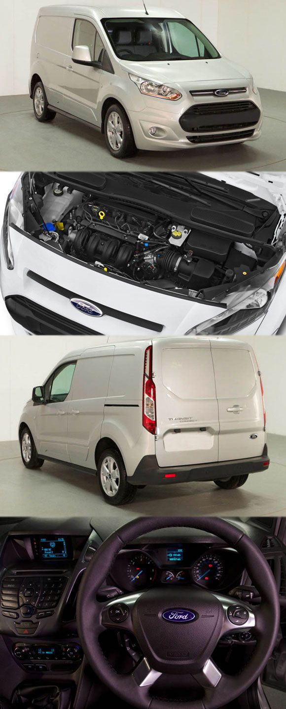 Why ford transit connect is the all time best van in the uk get