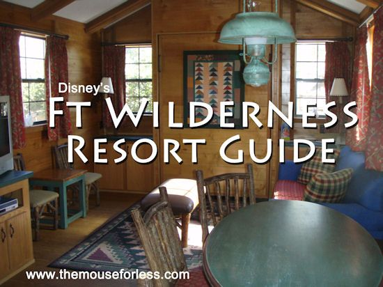 Fort Wilderness Resort and Campground Resort Guide from themouseforless.com #DisneyWorld #Vacation