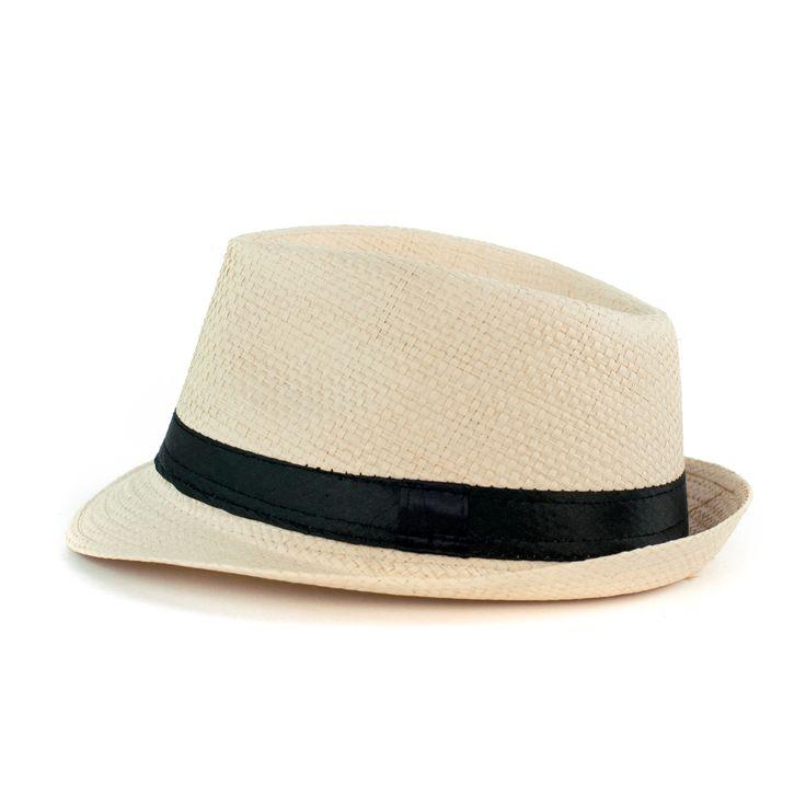 Classic trilby hat. #hat #trilby Szaleo.pl | Be new fashioned & accessorized!