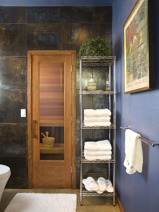 Spaces Sauna Design