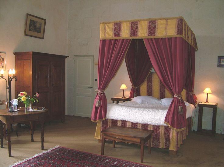 Aimery de Brisay, une belle suite familiale avec sa petite chambre attenante