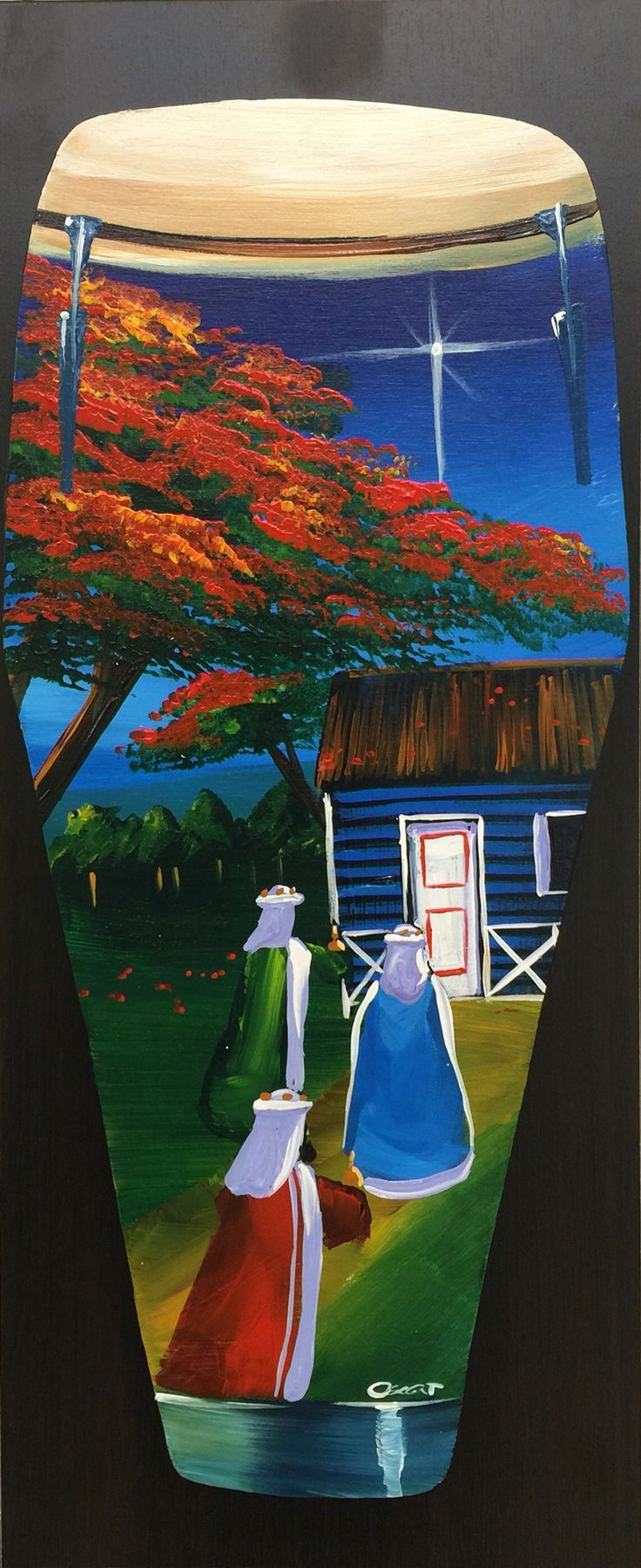1000 images about pintura puerto rico on pinterest folk - Pinturas para madera ...