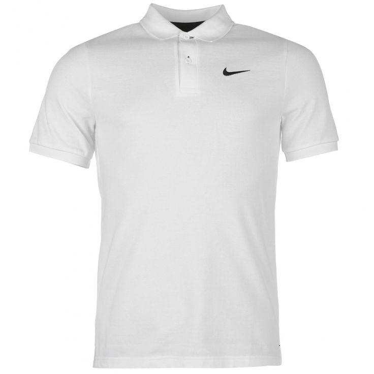 Nike Pique Polo Shirt Mens - FACTCOOL