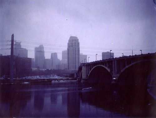 Minneapolis, MN. Cold.