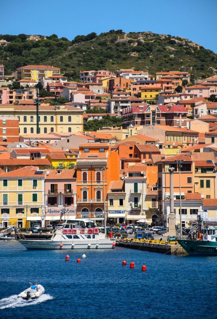 The Maddalena Archipelago - A great day trip from Sardinia or Corsica!