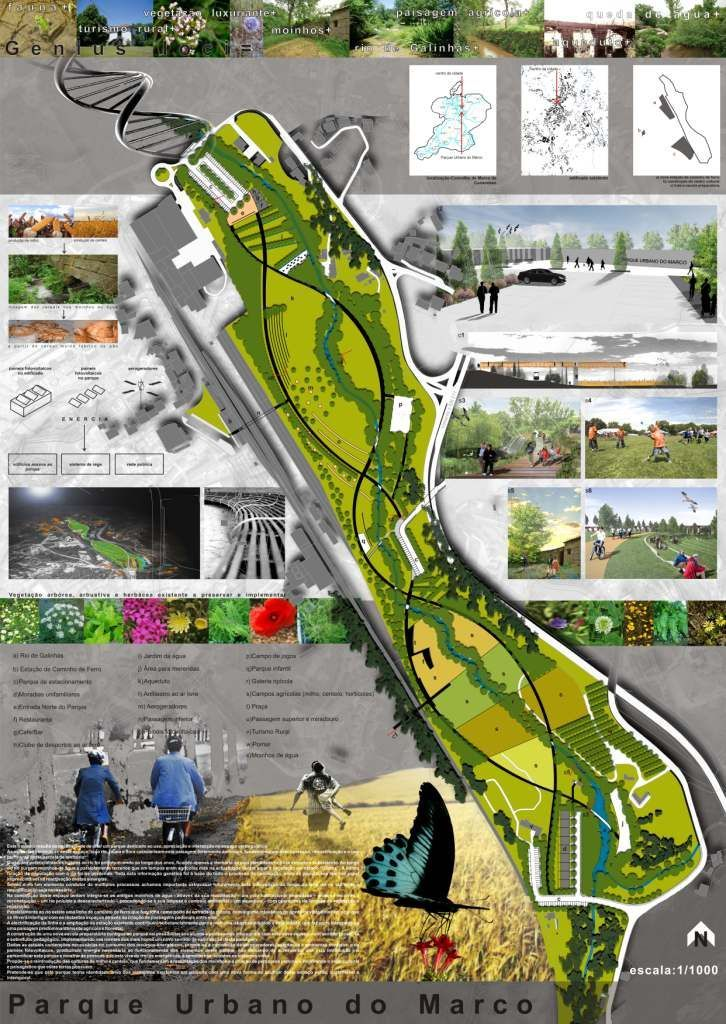 master plan presentation board  Google Search | landscape