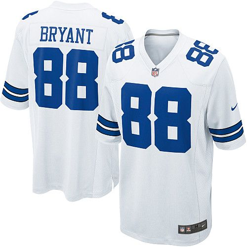 Nfl Youth Game Nike Dallas Cowboys 88 Dez Bryant White