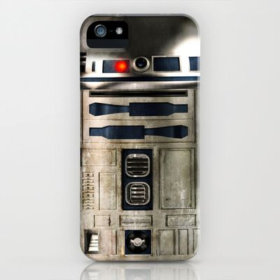 Gasp! -- R2-D2  iPhone & iPod Case by Emiliano Morciano (Ateyo)