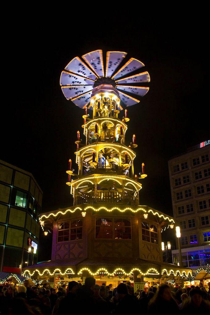 Berlin Christmas Markets Alexanderplatz