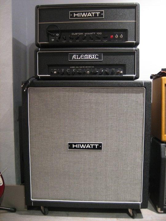 Lovely Custom 4x12 Guitar Cabinets