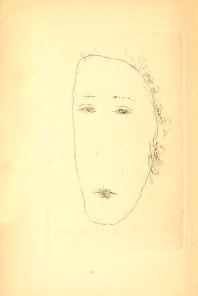Pierre-Jean Jouve. SIMA Joseph Beau ohledem. Paříž, Au Sans Pareil, 1927.