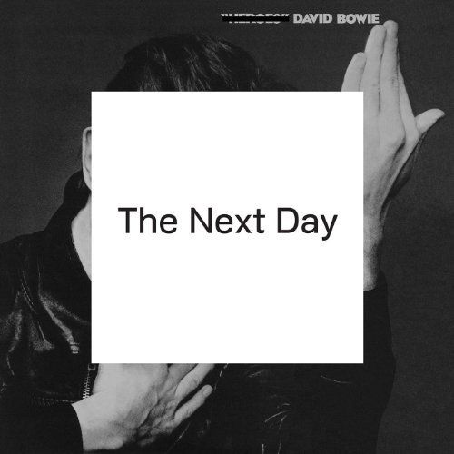 'The Next Day' David Bowie  http://www.amazon.co.jp/dp/B00AYHKIZ6/ref=cm_sw_r_pi_dp_Kpdrrb0QDXAFQ
