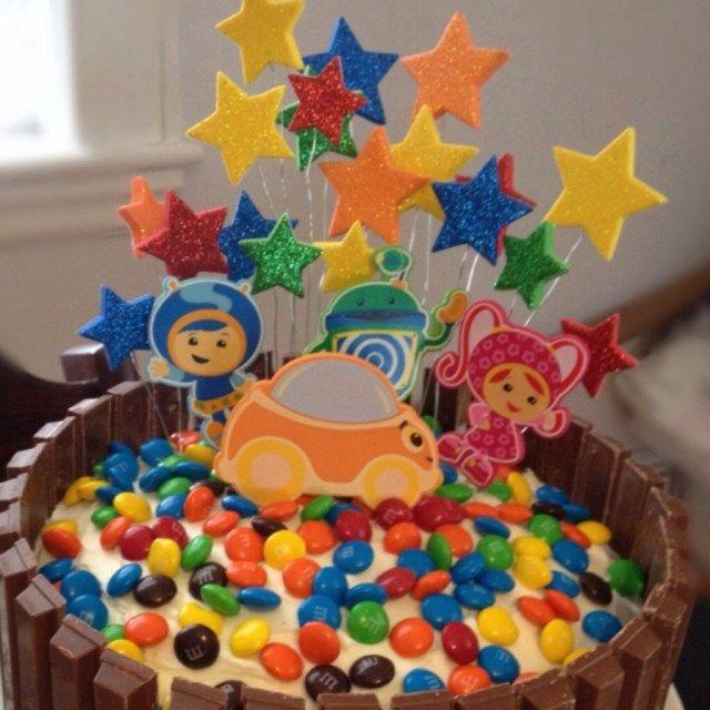 Swell 23 Marvelous Image Of Team Umizoomi Birthday Cake Birthday Personalised Birthday Cards Arneslily Jamesorg
