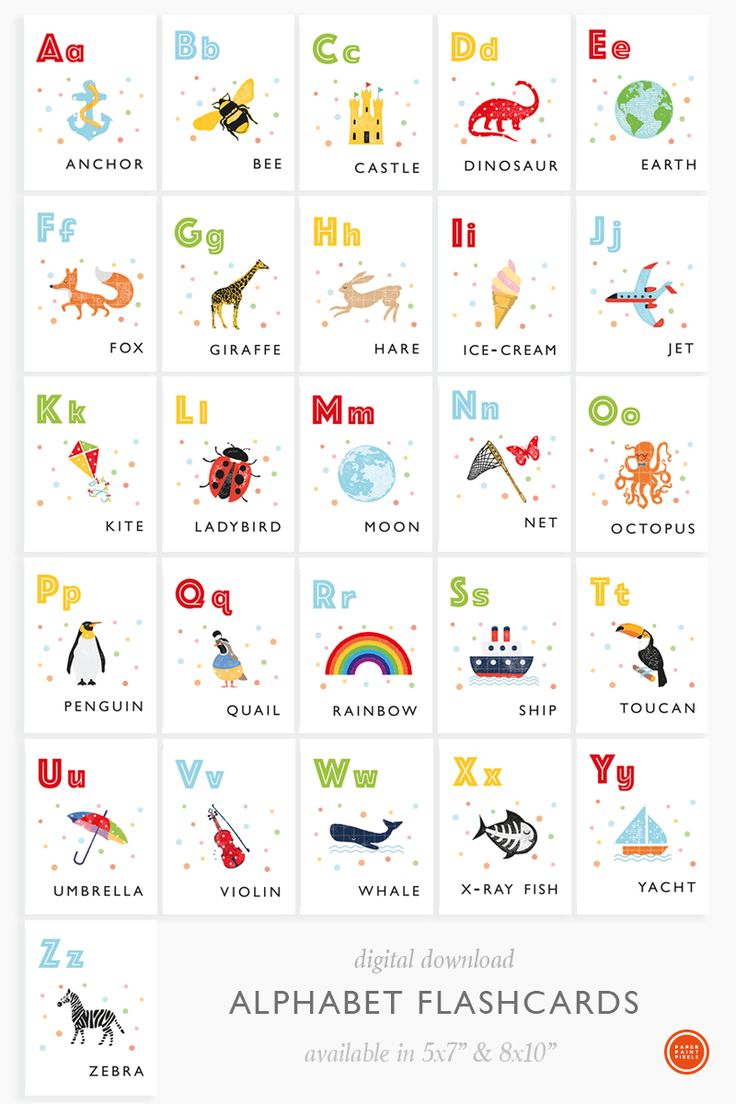printable alphabet letters  alphabet wall art  alphabet