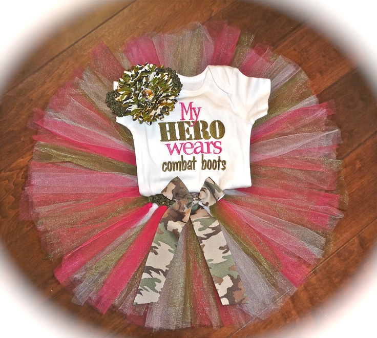 Made for a little baby girl whose daddy is deployed in the military:)