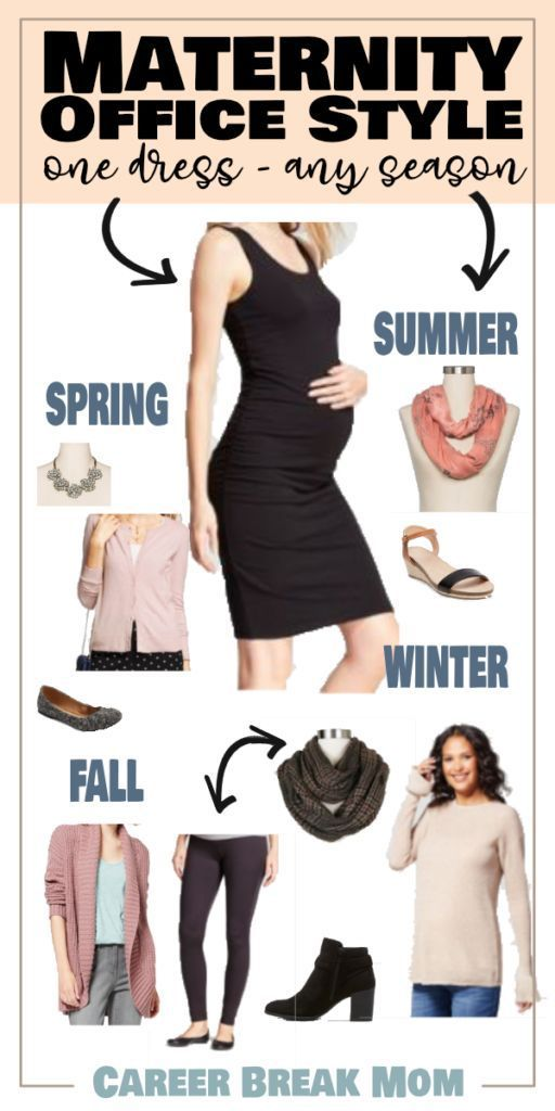 406af08676d Wear This Maternity Dress to Work in Spring Summer Fall or Winter ...