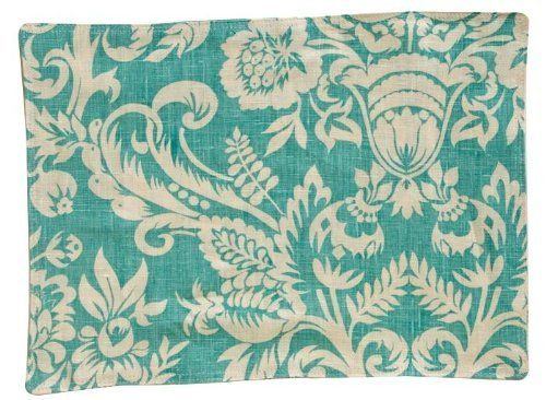 FELICIA Damask Placemats Set of 4 - Spearmint or Sherbet (Spearmint) by The Home Collection, http://www.amazon.com/dp/B00B08YKQ6/ref=cm_sw_r_pi_dp_cmMjsb022AKYK