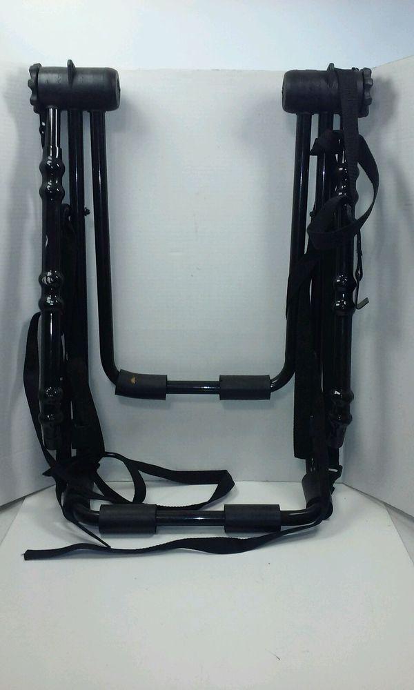 BSI Universal Trunk Mount Bike Rack (3 Bikes) Car SUV Van #Bell
