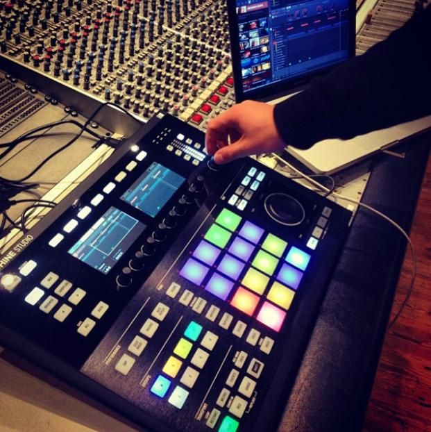 Native Instruments Maschine Studio. Incredible piece of hardware for production!