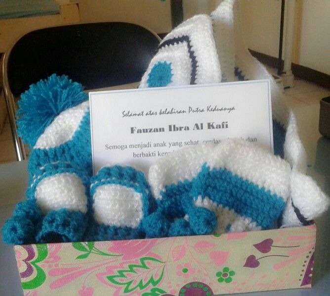 Baby blanket crochet 4